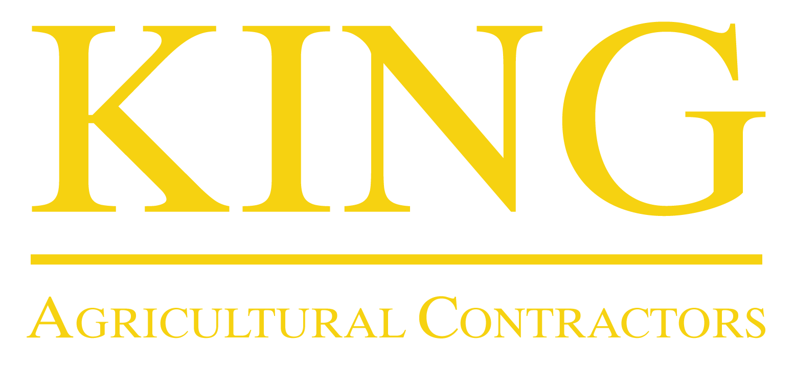 King Agricultural Logo Yellow